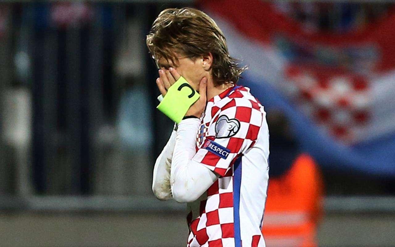Nỗi thất vọng của Luka Modric