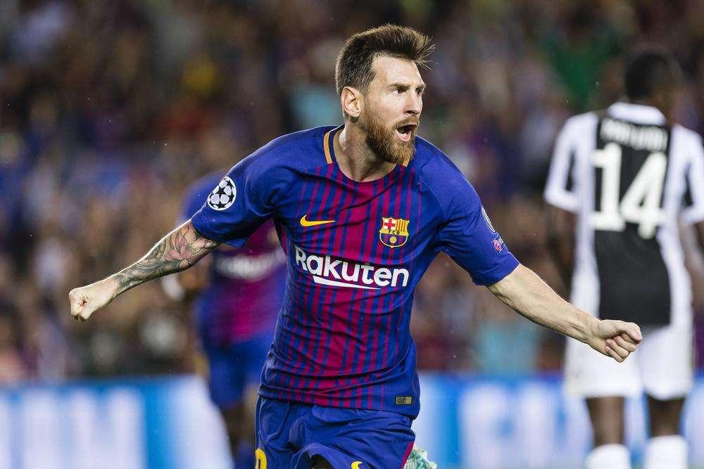 Messi vẫn ghi bàn liên tục cho Barcelona
