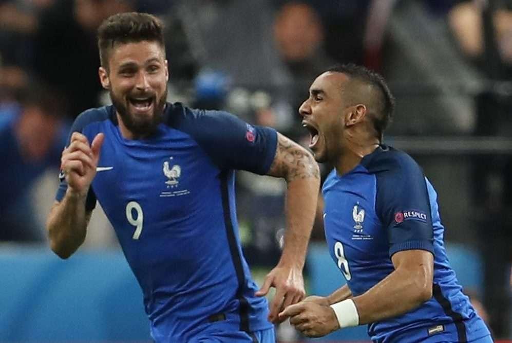 Pháp cần có 3 điểm trước Bulgaria