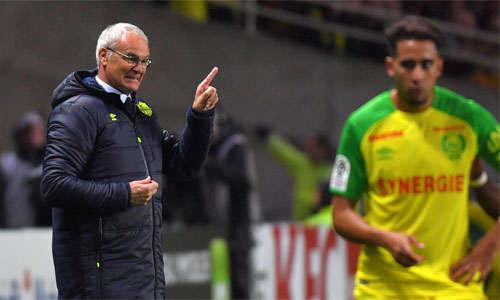Ranieri sẵn sàng tạo ra những bất ngờ mới cùng Nantes