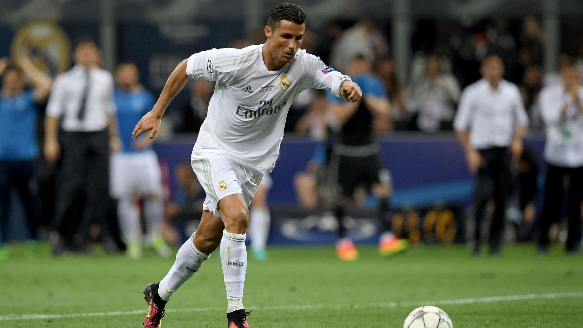 Ronaldo luôn khát khao chiến thắng