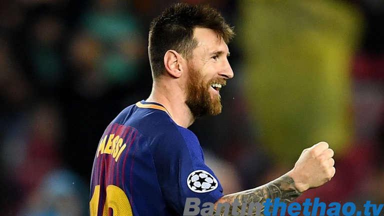 Valverde nói đùa rằng ông muốn Messi ghi được 200 bàn thắng ở Châu Âu mùa này