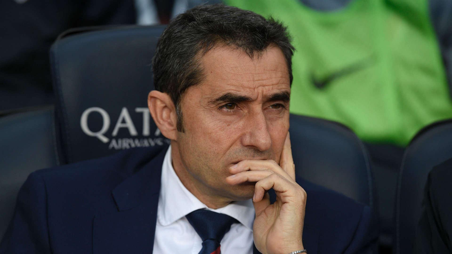 Valverde đã lặng lẽ xây nên một nền tảng vững chắc ở Camp Nou