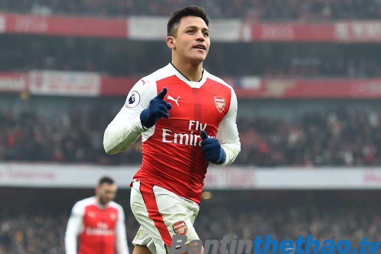 Wenger không lo lắng khi Sanchez chưa thể tìm thấy những bàn thắng trong mùa giải này