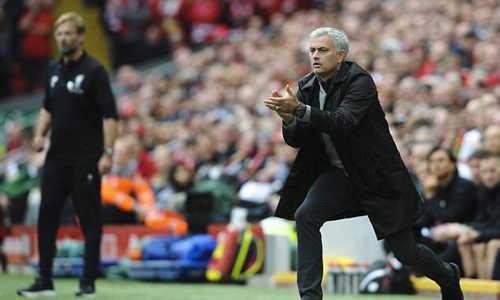 """Mourinho: """"Liverpool không dám đôi công, Klopp nhàm chán"""""""