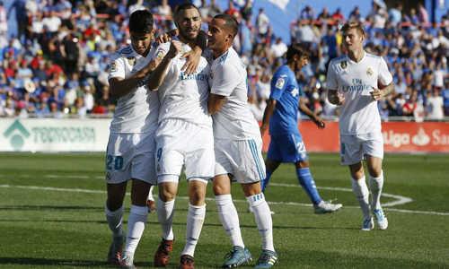 Real vượt Barca, lập kỷ lục mới ở La Liga