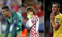 Vòng play-off World Cup: Real có nguy cơ mất ba ngôi sao