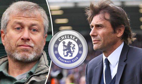 """Conte được dự đoán sẽ rơi cảnh bị Abramovich """"trảm"""" tương tự như Mourinho hồi 2015"""