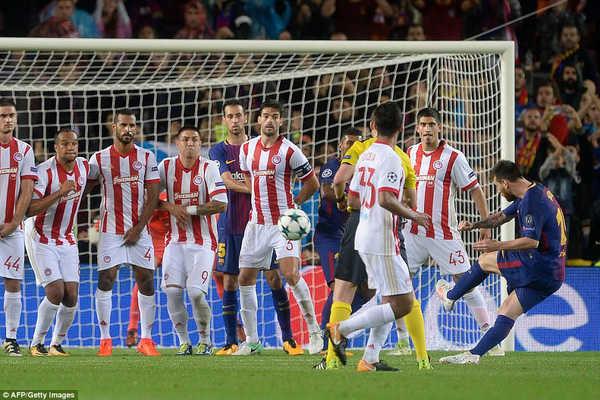 Barca đứng trước cơ hội giành vé sớm vào vòng knock-out Champions League