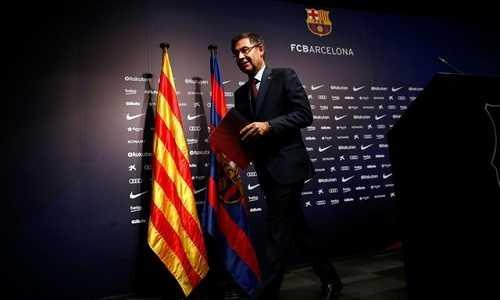 """Jose Maria Bartomeu: """"Chúng tôi sẽ chọn giải đấu nếu Catalonia độc lập"""""""