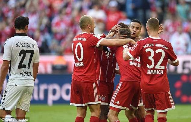 Bayern Munich rất muốn hồi sinh dưới thời Heynckes