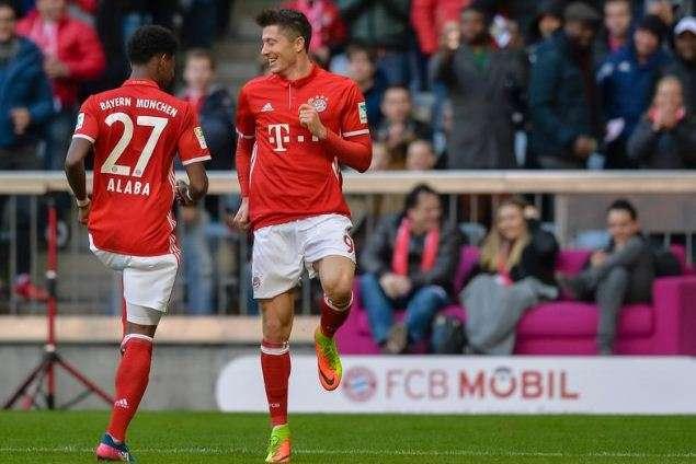Bayern sẽ có trận đấu nhẹ nhàng trên sân Hamburger
