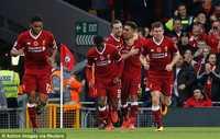 Video Liverpool 3-0 Huddersfield: Chiến thắng của sự đẳng cấp