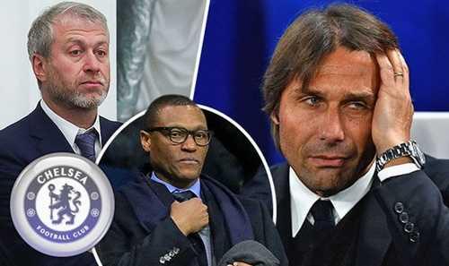 Ban lãnh đạo Chelsea muốn sa thải HLV Conte