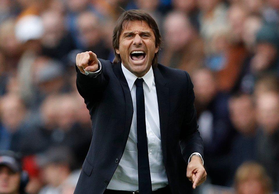 Conte đang tức giận với BLĐ của Chelsea?