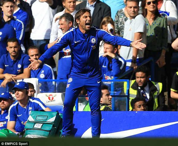 Conte đang đi vào vết xe đổ của Mourinho ở Chelsea?