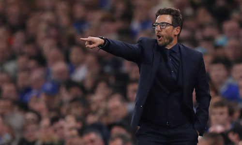 HLV Roma: 'Chúng tôi xứng đáng có được chiến thắng trước Chelsea'