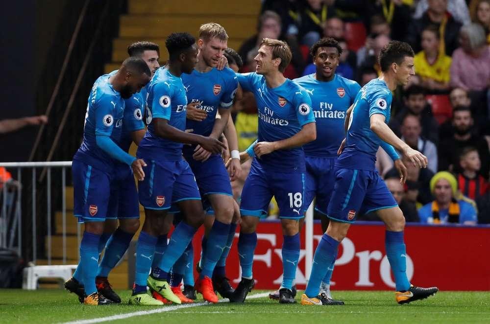 Arsenal có cơ hội giành 3 điểm