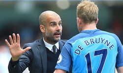 Có Guardiola giúp đỡ, De Bruyne sẽ sánh ngang Messi