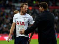 Tottenham không có Harry Kane trong đại chiến MU