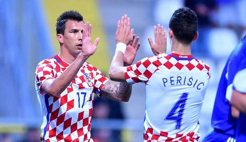 Croatia có một hàng công rất mạnh