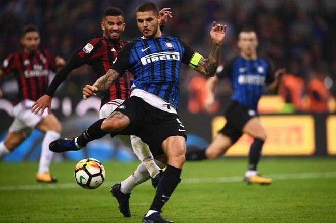 Icardi, người hùng của Inter trong trận đấu này