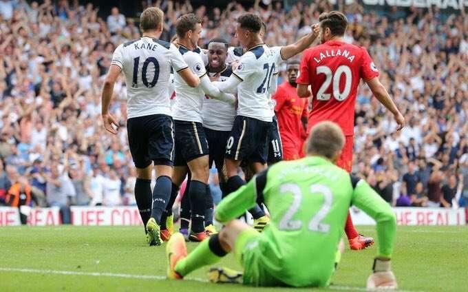 Tottenham vừa đè bẹp Liverpool 4-1