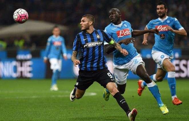 Napoli và Inter là 2 ứng cử viên nặng ký trong cuộc đua giành scudetto mùa này
