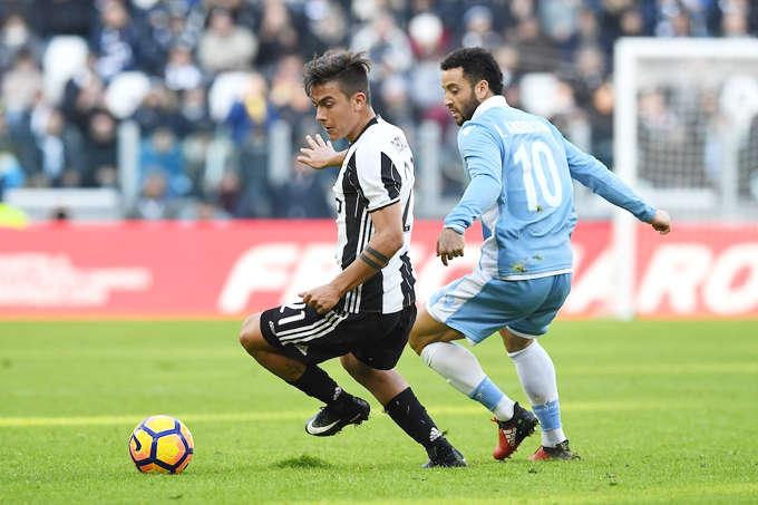 Lazio thời điểm này không dễ để Juventus đánh bại