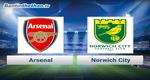 Link xem trực tiếp, link sopcast Arsenal vs Norwich City đêm nay 25/10/2017 League Cup