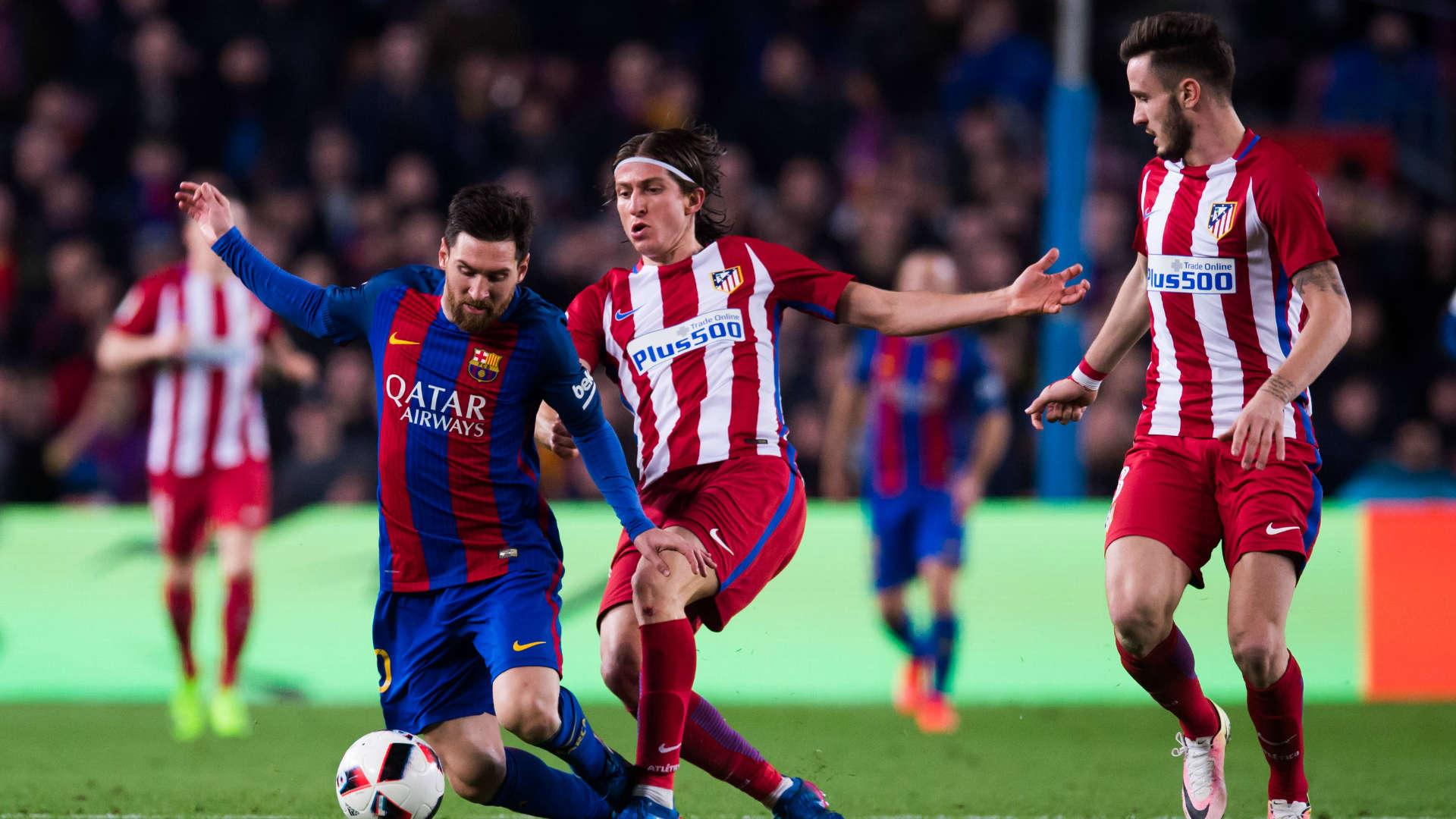 Barca vs Atlético Madrid đêm nay 15/10/2017 VĐQG Tây Ban Nha La Liga