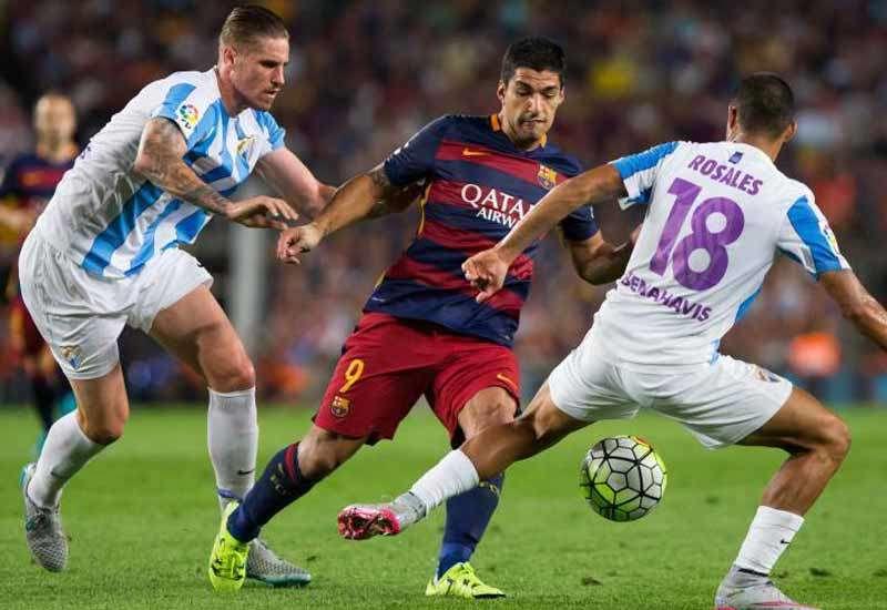 Barca vs Málaga đêm nay 22/10/2017 La Liga