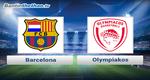 Link xem trực tiếp, link sopcast Barca vs Olympiakos đêm nay 1/11/2017 Champions League