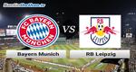 Link xem trực tiếp, link sopcast Bayern vs RB Leipzig đêm nay 28/10/2017 vô địch Bundesliga