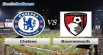 Link xem trực tiếp, link sopcast Chelsea vs Bournemouth đêm nay 28/10/2017 Ngoại Hạng Anh