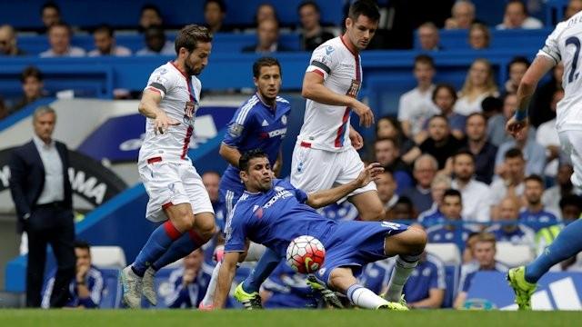 Chelsea vs Crystal Palace đêm nay 14/10/2017 Ngoại Hạng Anh