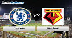 Link xem trực tiếp, link sopcast Chelsea vs Watford tối nay 21/10/2017 Ngoại Hạng Anh