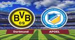 Link xem trực tiếp, link sopcast Dortmund vs APOEL đêm nay 18/10/2017 Champions League