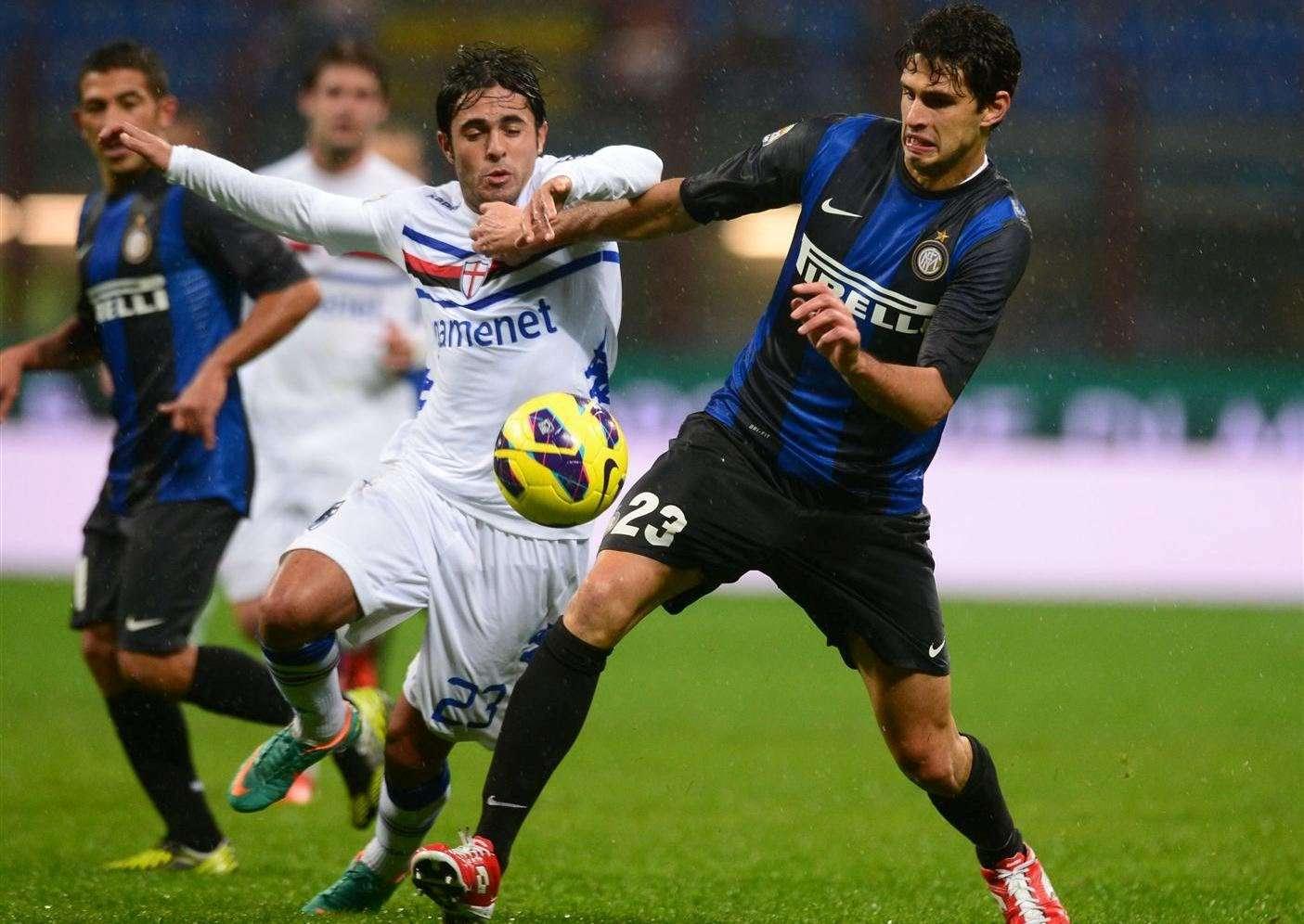 Inter Milan vs Sampdoria đêm nay 25/10/2017 VĐQG Italia Ý - Serie A