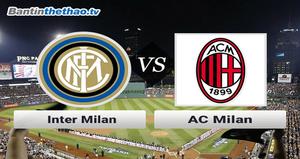 Link xem trực tiếp, link sopcast Inter vs Milan đêm nay 16/10/2017 VĐQG Italia Ý - Serie A