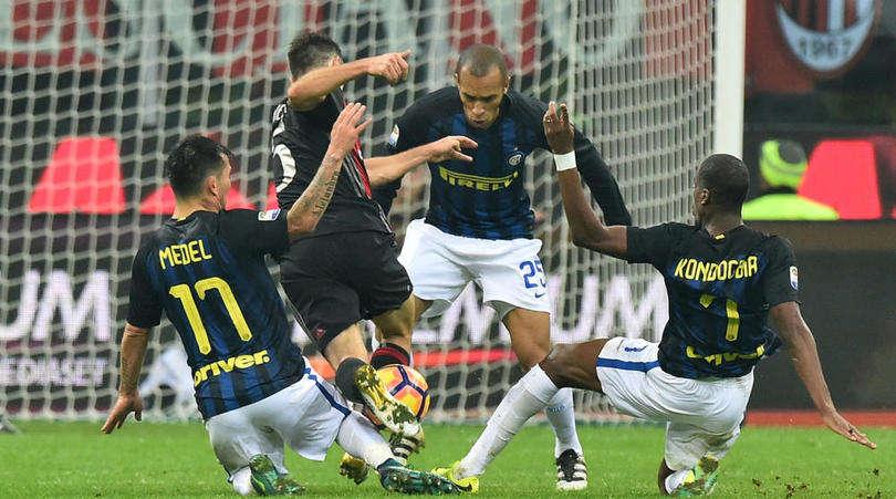 Inter vs Milan đêm nay 16/10/2017 VĐQG Italia Ý - Serie A