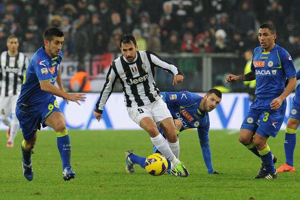 Juventus vs Udinese đêm nay 22/10/2017 VĐQG Italia Ý - Serie A