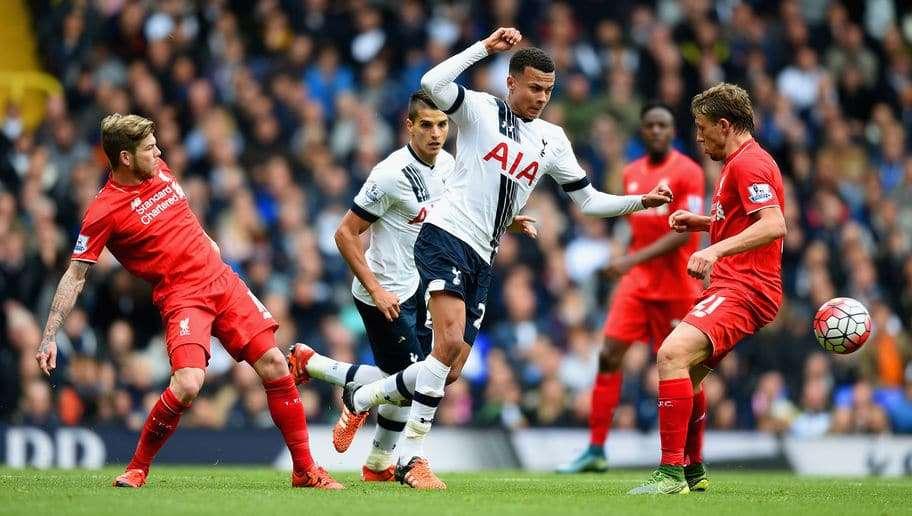 Liverpool vs Tottenham đêm nay 22/10/2017 Ngoại Hạng Anh