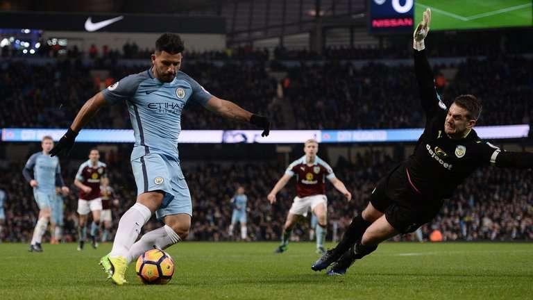 Man City vs Burnley đêm nay 21/10/2017 Ngoại Hạng Anh