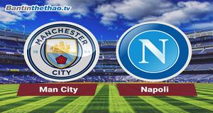 Link xem trực tiếp, link sopcast Man City vs Napoli đêm nay 18/10/2017 Champions League