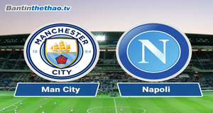 Link xem trực tiếp, link sopcast Man City vs Napoli đêm nay 2/11/2017 Champions League