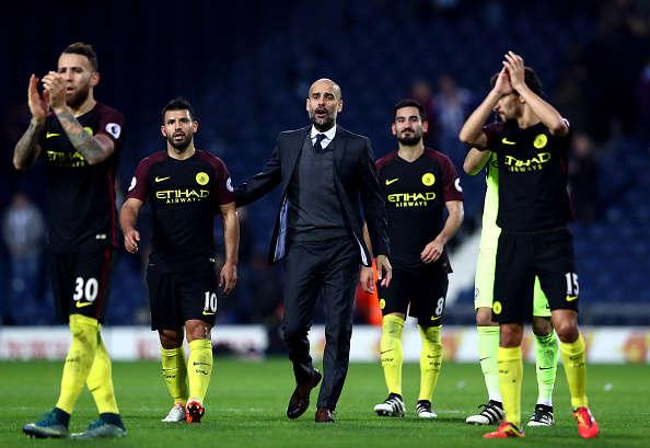 Man City vs West Bromwich đêm nay 28/10/2017 Ngoại Hạng Anh