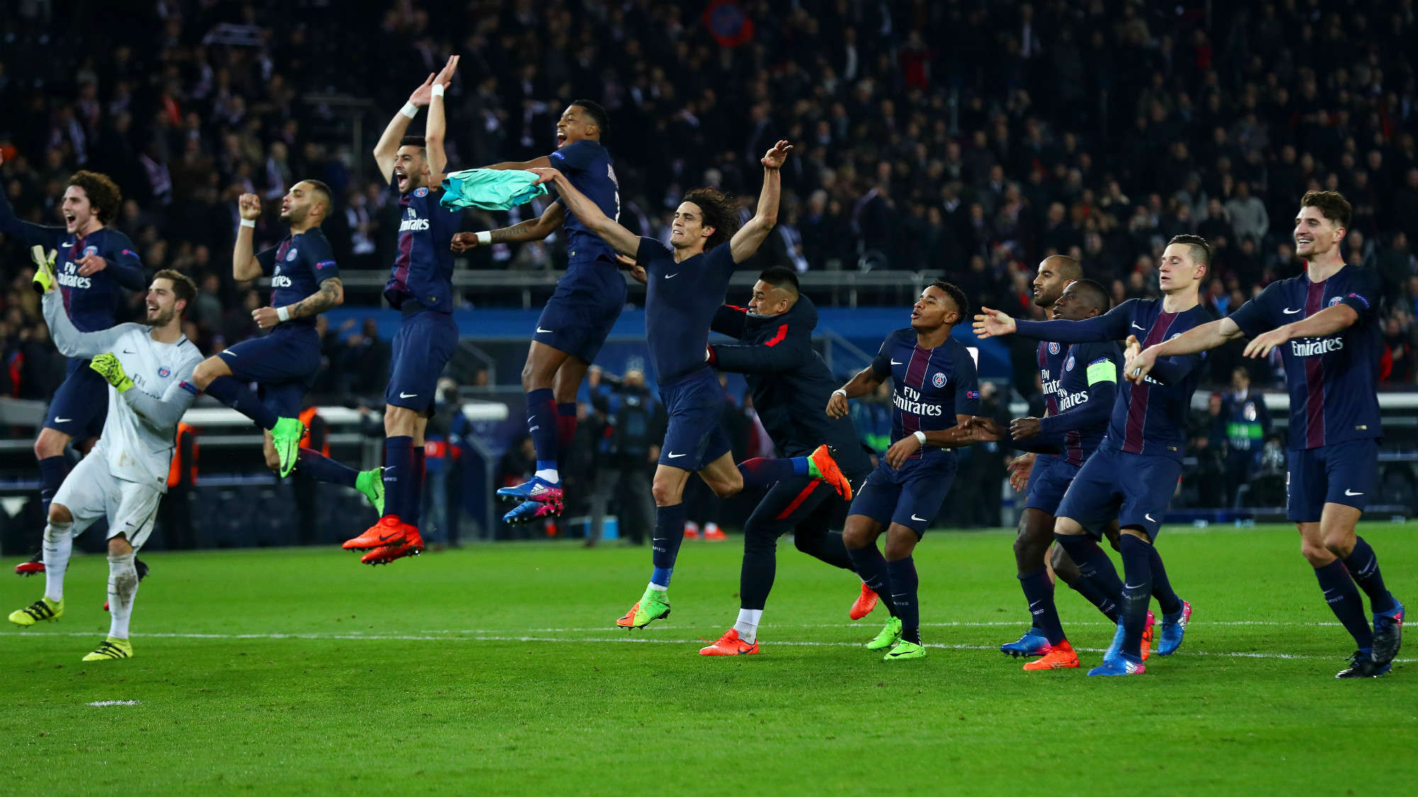 PSG vs Anderlecht đêm nay 1/11/2017 Champions League