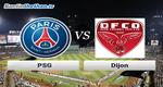 Link xem trực tiếp, link sopcast PSG vs Dijon đêm nay 14/10/2017 giải vô địch Ligue 1