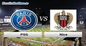 Link xem trực tiếp, link sopcast PSG vs Nice đêm nay 28/10/2017 giải vô địch Ligue 1